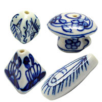 Other Shape Porcelain Beads