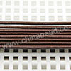 Cord Thread & Wire, Round Leather Cord, Color #9 Brown, Approx 1.5mm, 100 yards per bundle, Sold by bundles