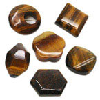 Brown Tigereye Beads