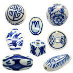 Blue & White Ceramic