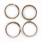 Brass Open Jump Rings