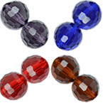 96F Round Crystal Beads