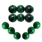 Natural Malachite Beads