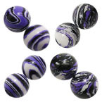 Purple Malachite Beads