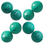Blue-green Turquoise Beads