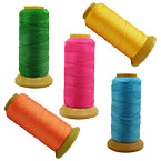 9 folded Beading Thread