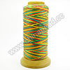 Cord Thread & Wire, 2 Folded Beading Thread, Color #08, 1300 meters per spool, Sold by spools