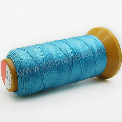 Cord Thread & Wire, 3 Folded Beading Thread, Color #20, 1000 meters per spool, Sold by spools