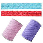 3mm Round PU Woven Cord