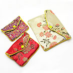 Brocade Gift Pouches