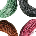 1.5mm Enamel Leather Cord