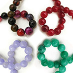 14mm Smooth Round Beads