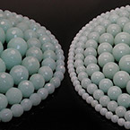 Light Green Jade Beads