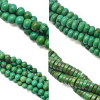 Sinkiang Turquoise Beads