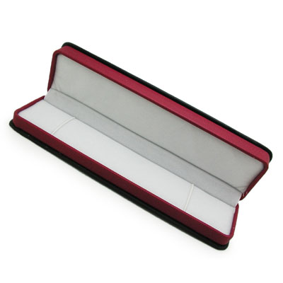 Necklace PU Leather Gift Boxes