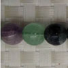 Gemstone green fluorite beads, Smooth round, Approx 10mm, Hole: Approx 1mm, 40 pieces per strand, Sold by strands