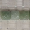 Gemstone jadeite beads, Faceted puffy square, Approx 8x8x4mm, Hole: Approx 1mm, 47 pieces per strand, Sold by strands
