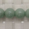 Gemstone jadeite beads, Smooth round, Approx 8mm, Hole: Approx 1mm, 49 pieces per strand, Sold by strands