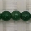 Gemstone green strawberry quartz beads, Smooth round, Approx 6mm, Hole: Approx 1mm, 65 pieces per strand, Sold by strands