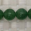 Gemstone green strawberry quartz beads, Smooth round, Approx 8mm, Hole: Approx 1mm, 50 pieces per strand, Sold by strands
