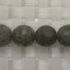 Gemstone labradorite beads, Faceted round, Approx 12mm, Hole: Approx 1mm, 33 pieces per strand, Sold by strands