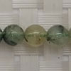 Gemstone prehnite beads, Smooth round, Approx 6mm, Hole: Approx 1mm, 62 pieces per strand, Sold by strands